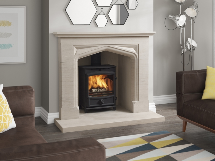 Fireline FX5W shown in Limestone Boscombe with chamber.