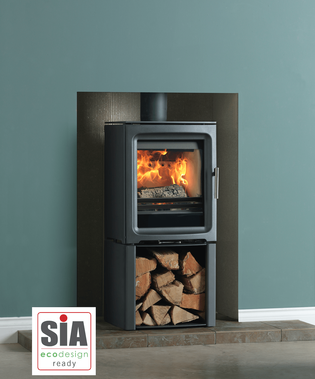 SIA Ecodesign Stoves Reduce Emissions – It's Official