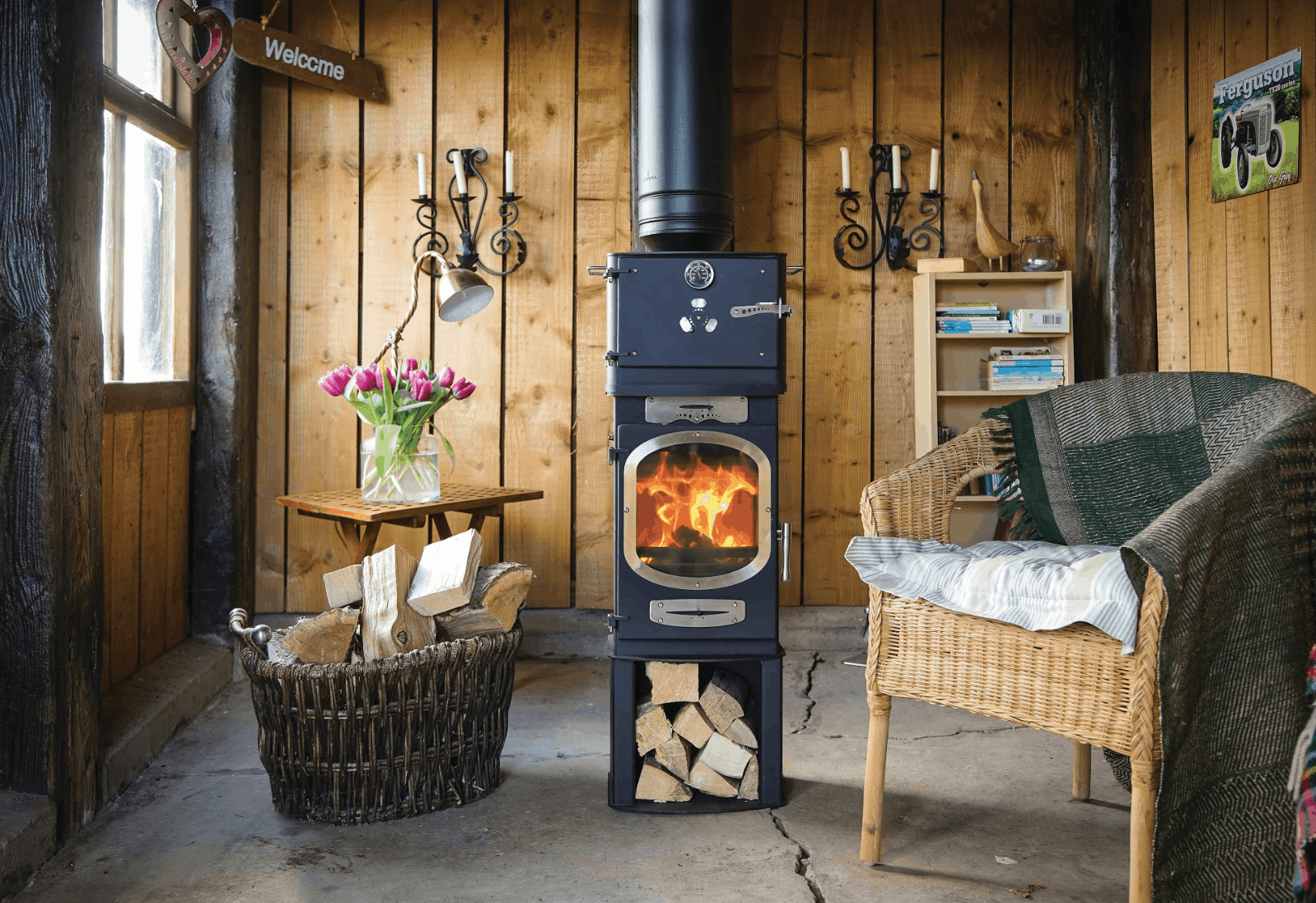 Ecodesign Stoves, Electric and Gas Fires - Charlton & Jenrick