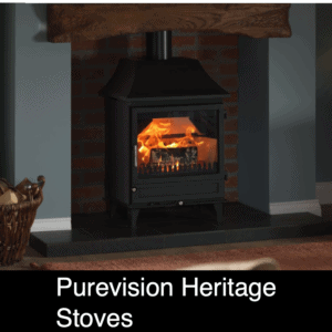 purevision heritage stoves
