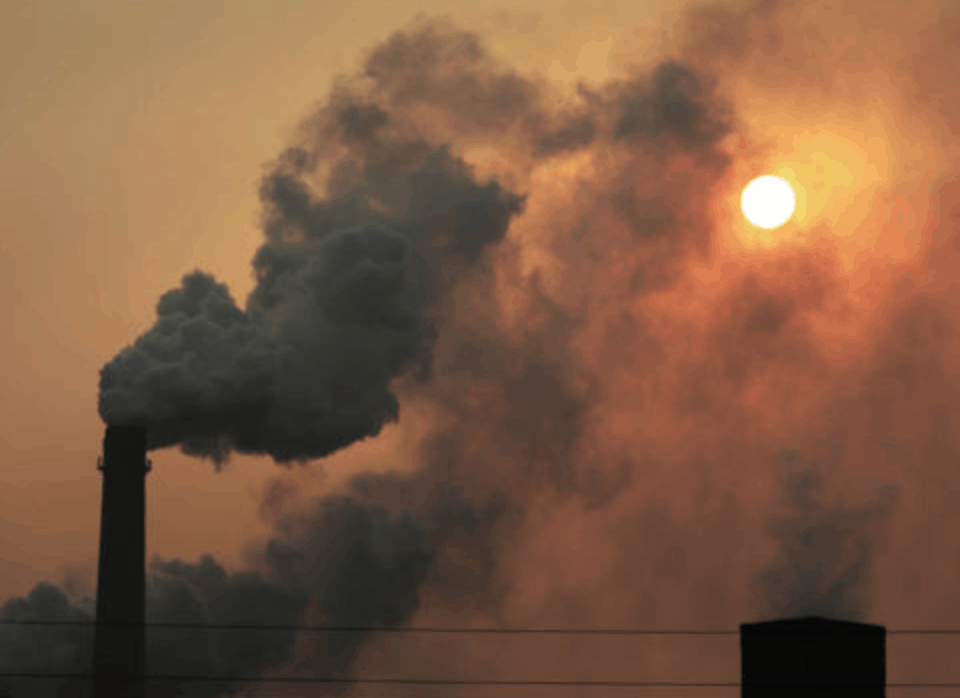 Lockdown: Air quality improved in 84% of countries.
